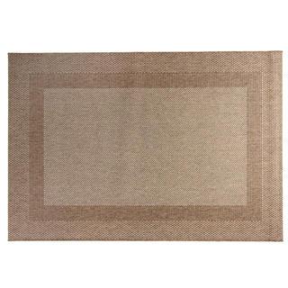 Kusový koberec ADRIA hnědá