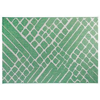 Kusový koberec ADRIA zelená
