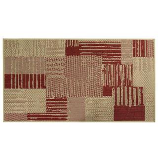 Kusový koberec SISALO/DAWN červený