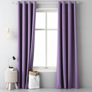 Dekorační závěs Easy fialový