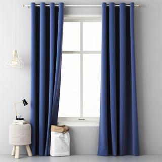 Dekorační závěs EASY modrý 2 ks