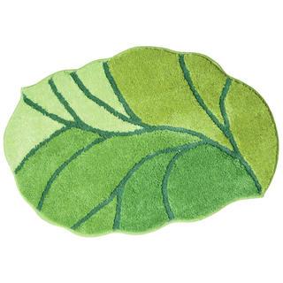 Koupelnová předložka AOSTA zelená