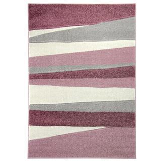 Kusový koberec FUJI fialový