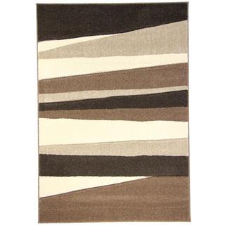 Kusový koberec FUJI hnědý