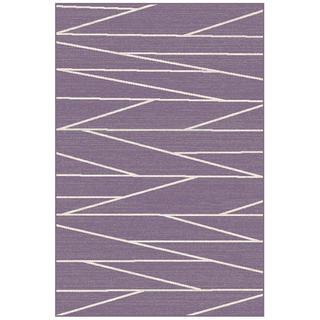 Kusový koberec MONDO fialový