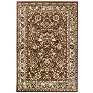 Kusový koberec PRACTICA hnědá
