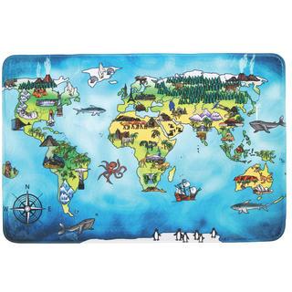Kusový koberec WORLD MAP