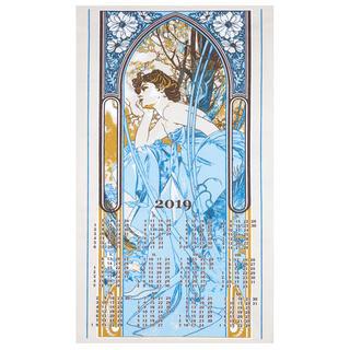 Textilní kalendář PANNA 2019