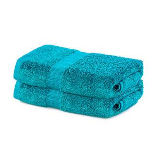 Sada froté ručníků MARINA tyrkysová 50 x 100 cm, sada 2 kusů
