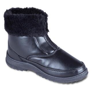 Dámské zimní boty s kožíškem, vel. 39