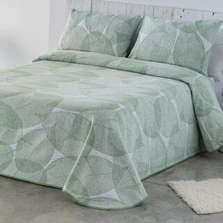 Přehoz přes postel AIDA zelenkavý