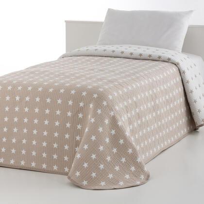 Přehoz přes postel THALIA béžový