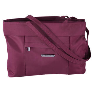 Elegantní kabelka bordó