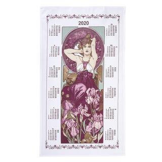 Vánoční kalendář - utěrka PANNA 42 x 70 cm