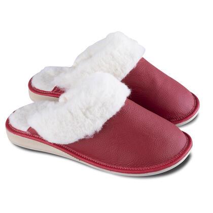 Dámské pantofle pro širokou nohu