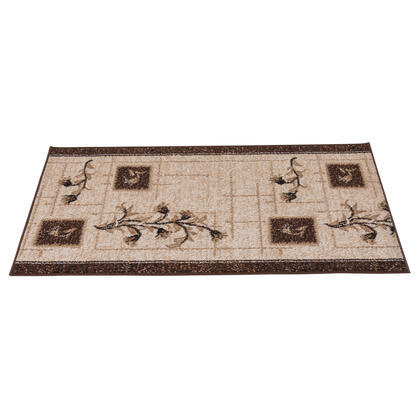 Kusový koberec NICE béžová, 70  x 250 cm