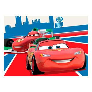 Dětský koberec CARS MC Queen and Francesco
