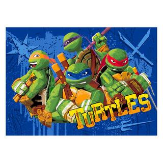 Dětský koberec Turtles ŽELVY NINJA