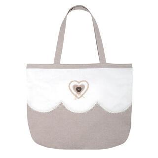 Nákupní taška LYNA béžová