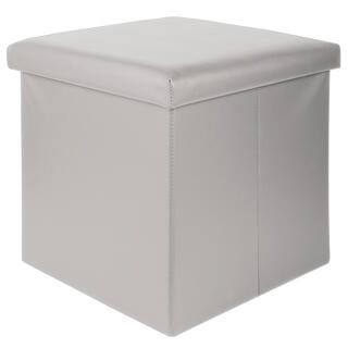 Sedací box ASHTON sv. šedá