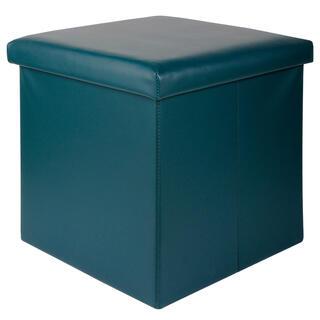 Sedací box ASHTON petrolejová