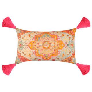Dekorační polštářek RIAD  orient růžová 30 x 50 cm
