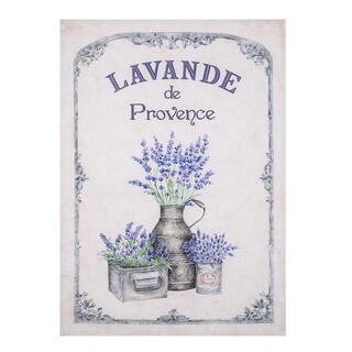 Utěrky LAVANDE de PROVENCE sada 2 ks 50 x 70 cm