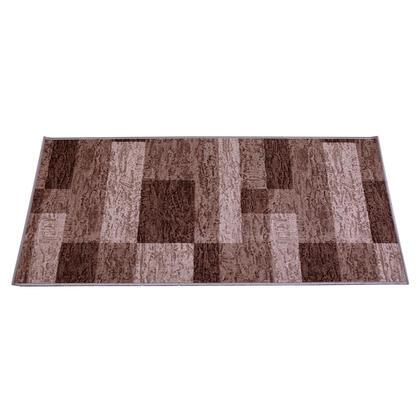 Kusový koberec  ICONA hnědá