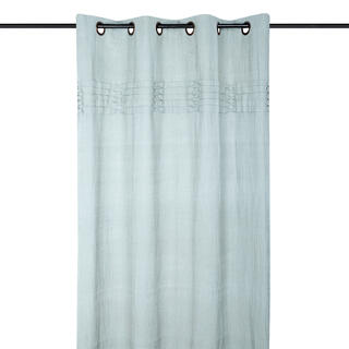 Dekorační závěs EMILIE nefritová 140 x 260 cm, 1 ks