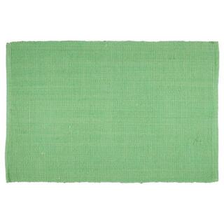 Tkaný kobereček BADIA VERT 50 x 80 cm