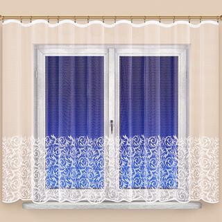 Hotová žakárová záclona ELENA 350 x 160 cm