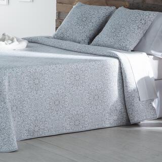 Přehoz přes postel MALENA šedý, dvojlůžko