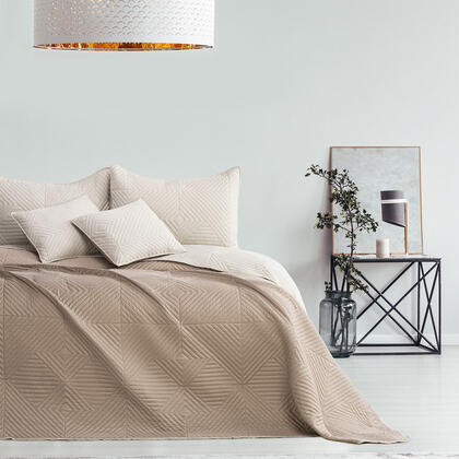 Přehoz na postel SOFTA béžová