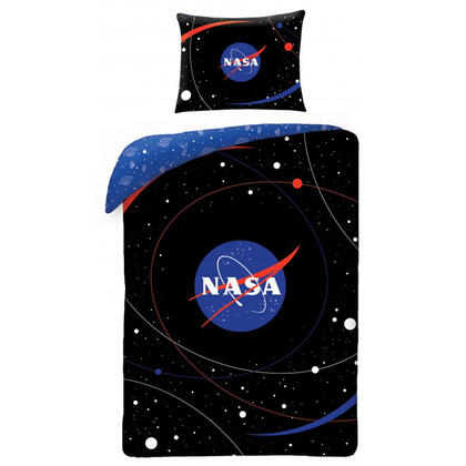 Bavlněné ložní povlečení NASA VESMÍR
