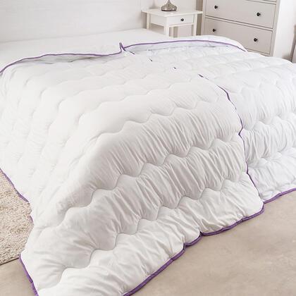 Prošívaná přikrývka Bella LEVANDULE 140 x 200 cm