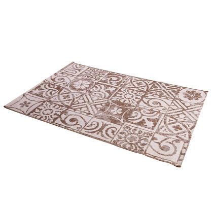 Kusový koberec ADRIA krémový