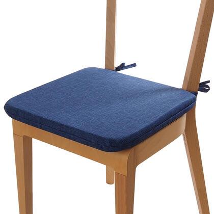 Podsedák s pratelným povlakem  BESSY modrá