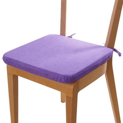 Podsedák s pratelným povlakem  BESSY fialová
