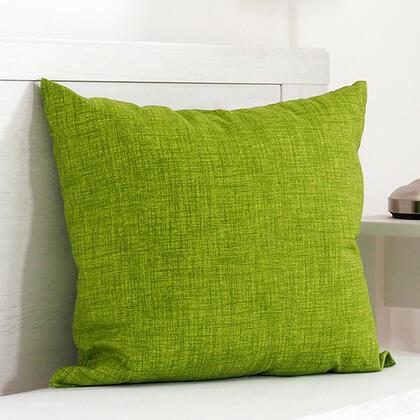 Dekorační polštářek BESSY 45 x 45 cm zelená