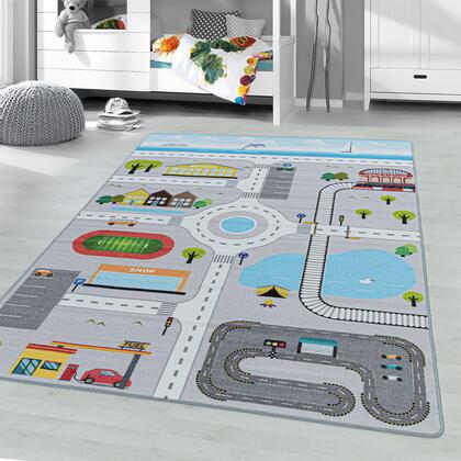Kusový koberec MODERNÍ ULICE