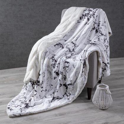 Beránková deka z mikrovlákna MRAMOR 140 x 200 cm