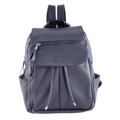Dámský batoh z ekokůže černý