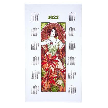 Utěrka - kalendář Panna 2022