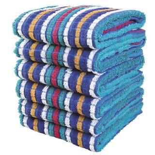 Bavlněné pracovní ručníky II. jakost