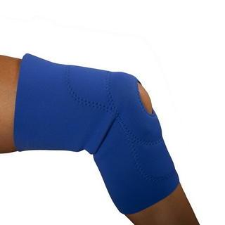 Magnetická bandáž na koleno