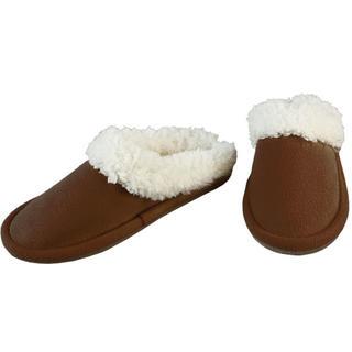 Domácí pantofle s beránkem