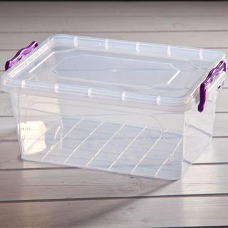 Plastový úložný box 6 l
