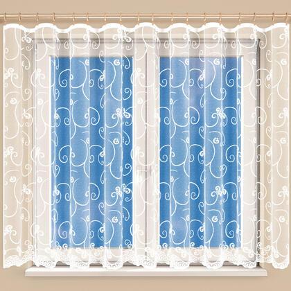 Hotová žakárová záclona AMANDA 350 x 160 cm