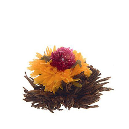 Kvetoucí čaj černý - Západ slunce