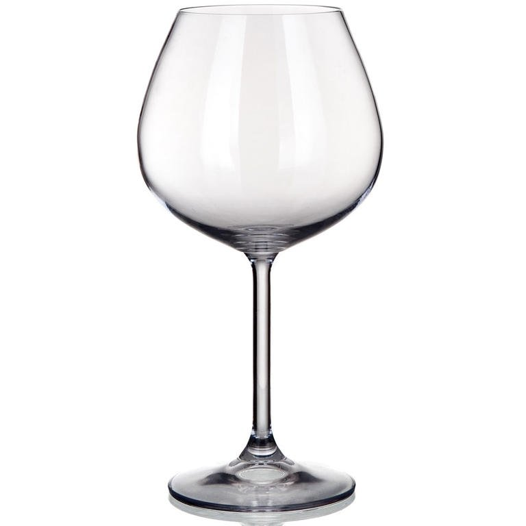 Sklenice Burgundy 650 ml Degustation Crystal OK6, BANQUET